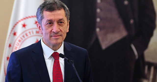 Bakan Selçuk'tan 'yüz yüze eğitim' açıklaması