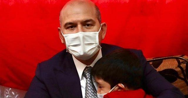 Bakan Soylu Gaziantep'te temaslarda bulundu