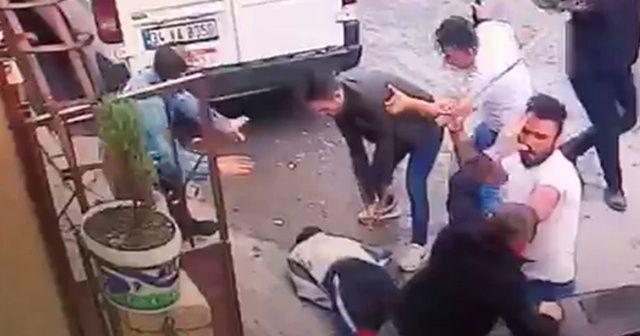Baltalı kavgaya karışan 3 şüpheli tutuklandı