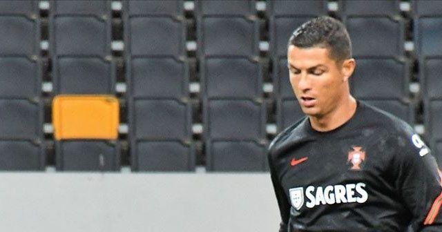 """""""Ronaldo virüs protokolünü çiğnedi"""""""