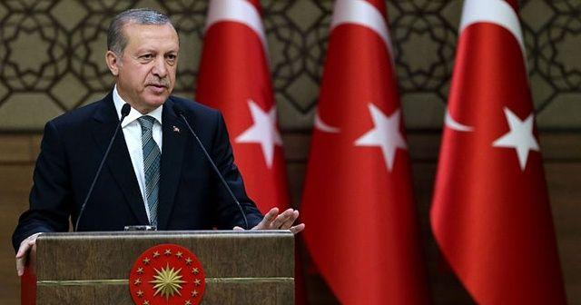 Cumhurbaşkanı Erdoğan'dan kadına şiddette 'sıfır tolerans' mesajı