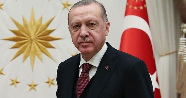 Cumhurbaşkanı Erdoğan'dan Tuna-1 paylaşımı
