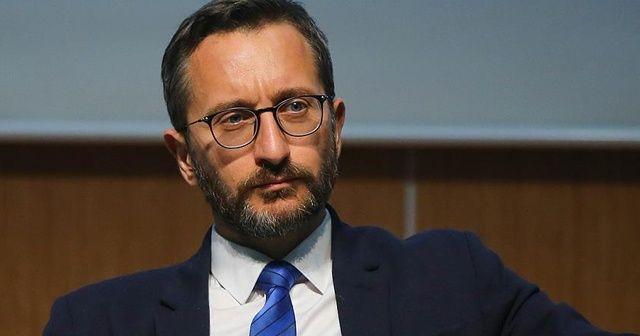 Cumhurbaşkanlığı İletişim Başkanı Altun'dan Macron'a sert tepki