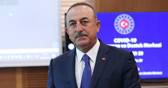 Dışişleri Bakanı Çavuşoğlu, Pakistanlı mevkidaşı ile görüştü