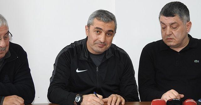 Düzcespor Teknik Direktörü istifa etti