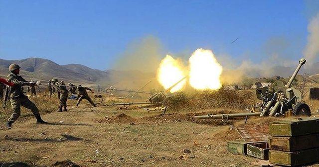 Ermenistan güçlerinin saldırısı önlendi