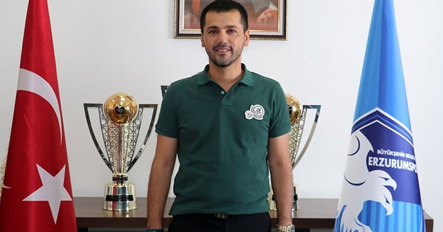 Erzurumspor Başkanı Hüseyin Üneş'in Kovid-19 testi pozitif çıktı