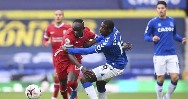 Everton ile Liverpool 2-2 berabere kaldı