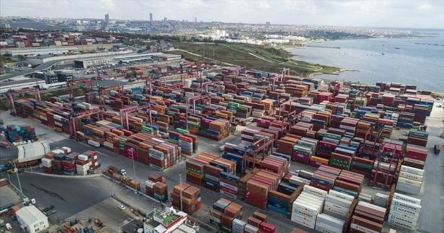 Eylül'de ihracat yüzde 4,8, ithalat yüzde 23 arttı