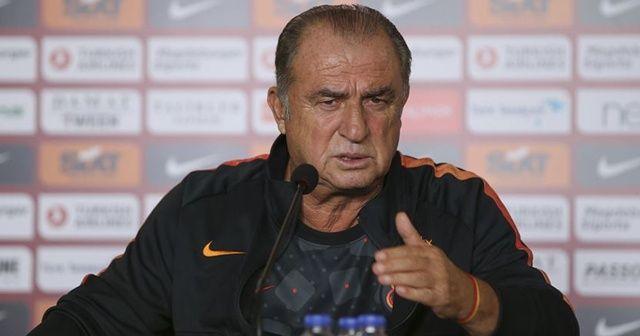 Fatih Terim: Artık transfer meselesine karışmak istemiyorum