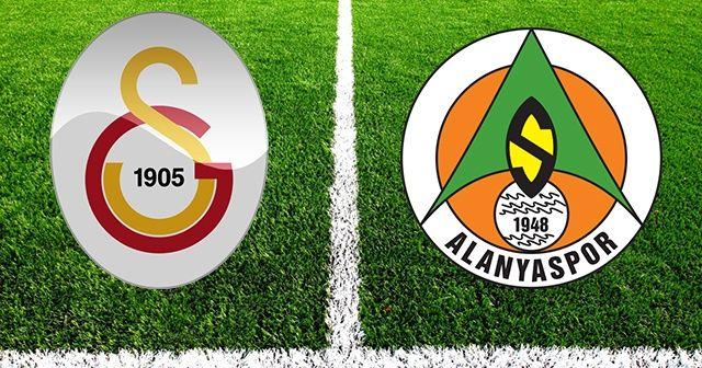 Galatasaray-Alanyaspor maçı hangi kanalda? GS Alanya maçı canlı izle!