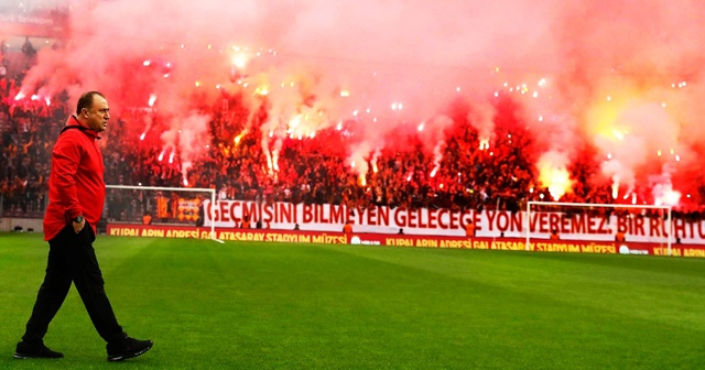 Galatasaray: Bu yol şampiyonluk yolu