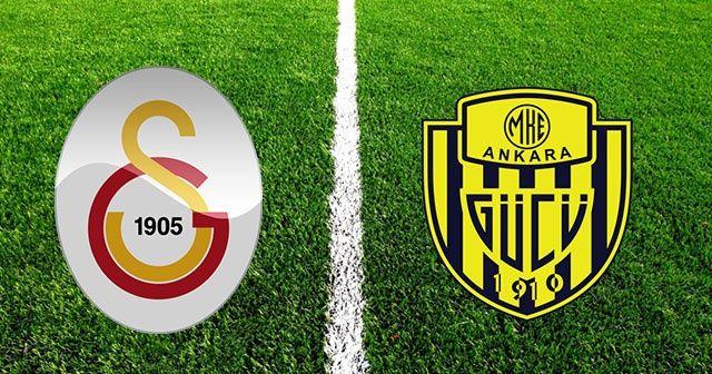 Galatasaray - MKE Ankaragücü maçı ne zaman, hangi kanalda? Gs Ankaragücü maçı canlı izle