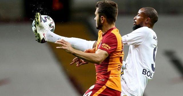 Galatasaray, sahasında tek golle kazandı