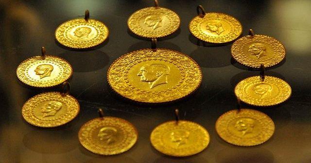 Gram altın 470 lira seviyelerinde