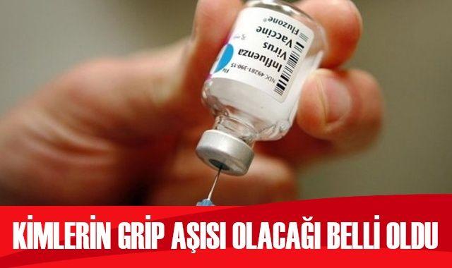 Grip aşısı kimlere yapılacak? Grip aşısı fiyatı ne kadar? e- Nabız'a yüklendi!