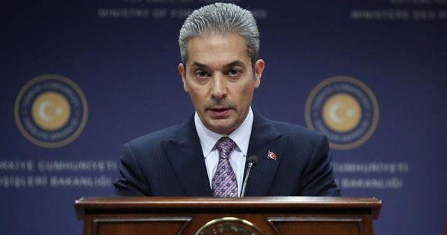 """Hami Aksoy: """"Ülkemizin arama-kurtarma sorumluluk sahası genişletilmiştir"""""""