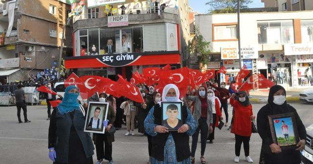 HDP binasını 'Kahrolsun PKK' sloganları ile inlettiler