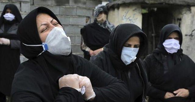 İran'da koronavirüs salgınında en yüksek günlük vaka ve can kaybı kaydedildi