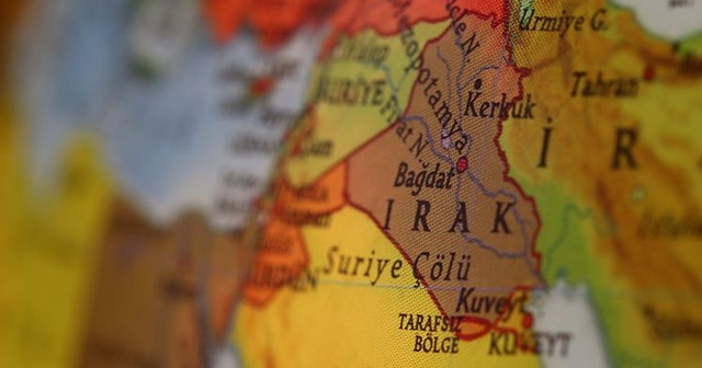 İran'dan Erbil'in sınır bölgelerine topçu ateşi