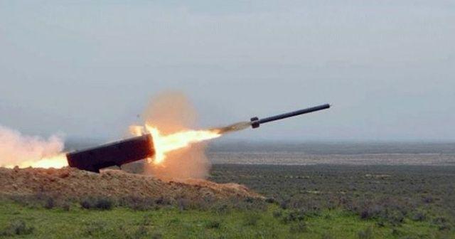 İşgalci Ermenistan Azerbaycan'a balistik füzelerle saldırdı