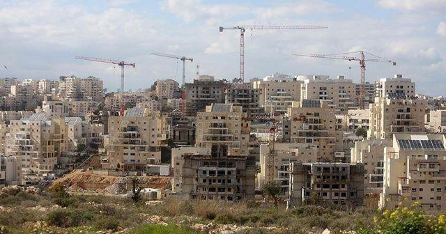 İsrail'den Batı Şeria'da yeni konut inşasına onay