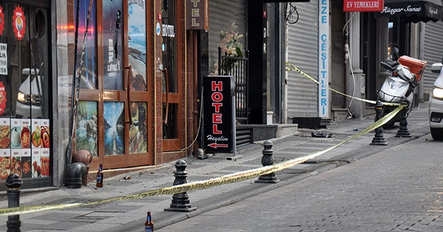Kadıköy'de silahlı çatışma!