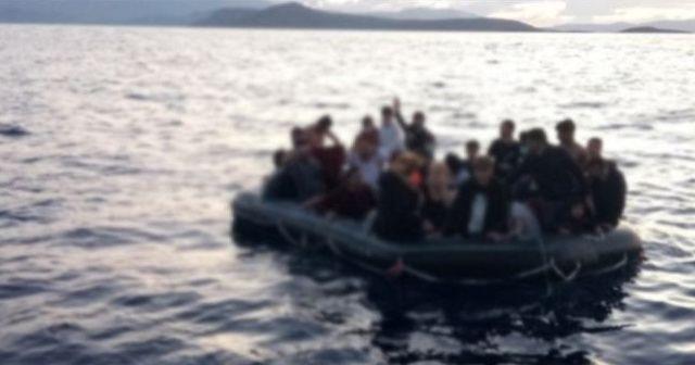 Kanarya Adaları'na 1000'den fazla düzensiz göçmen geldi