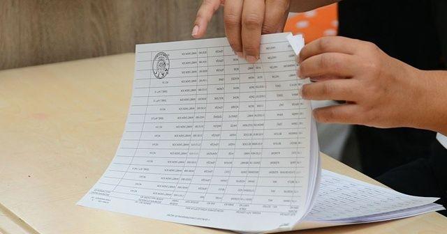 KKTC Cumhurbaşkanı adayları oyunu kullandı