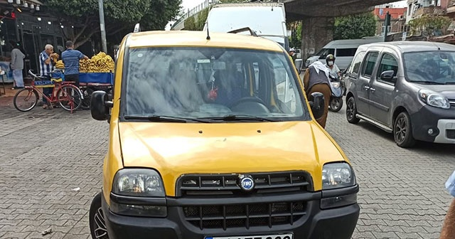 Korsan taksiciye çifte ceza