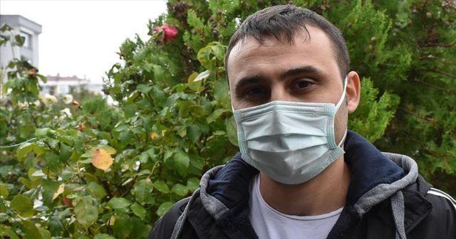 Kovid-19 testi iki ayda iki kez pozitif çıkan hasta yaşadıklarını anlattı