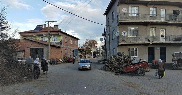 Kütahya'da bir mahallede daha karantina uygulaması