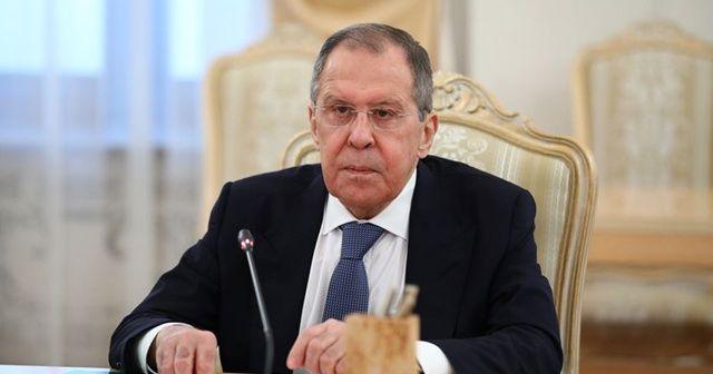 Lavrov, Kovid-19 taşıyıcısıyla temas nedeniyle kendisini izole etti