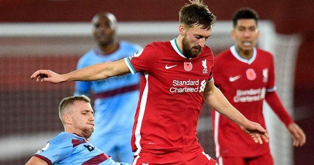 Liverpool geriye düştüğü maçtan 3 puanla ayrıldı