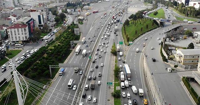 Mesailerin erken bitmesiyle trafikte yoğunluk oluştu