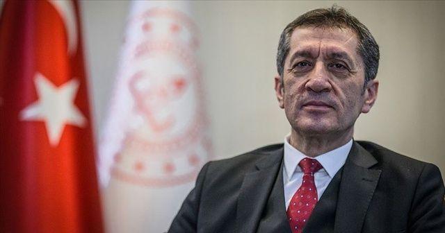 Milli Eğitim Bakanı Ziya Selçuk: 'Kontrolü çok rahatlıkla sağlayacağız'