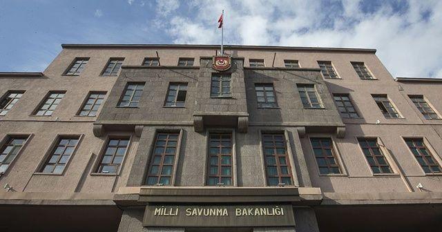 """MSB deprem açıklaması: """"Bölgeye gönderilecek yardımlar için kriz masası oluşturuldu"""""""
