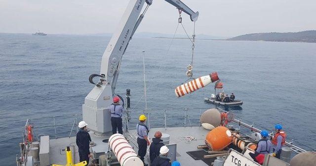 MSB: Nusret 2020 Mayın Davet Tatbikatı'nın deniz safhası tamamlandı