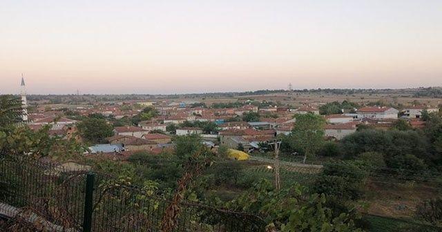 O köyde vaka sayısı artınca, giriş çıkışlar kapatıldı