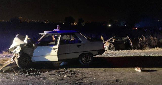 Osmaniye'de feci kaza: 1 ölü, 7 yaralı