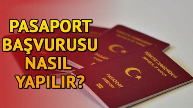 Pasaport Nasıl Alınır? Pasaport Başvurusu Nereye Yapılır?
