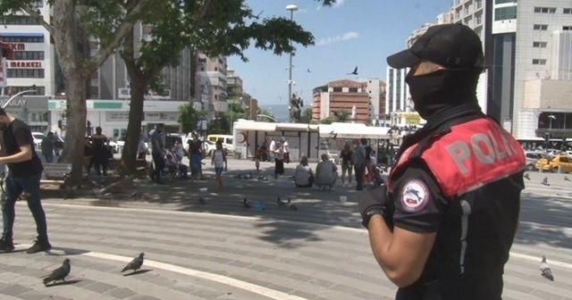 Polis karantinayı ihlal eden Kovid-19 temaslısını kahvehanede buldu