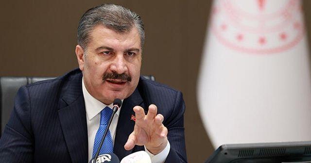 Sağlık Bakanı Koca: Kontrolümüz dışına çıkmadı