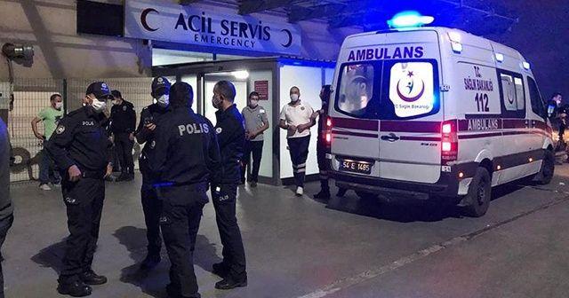 Sakarya'da trafik kazasında yaralanan yunus polisi şehit oldu