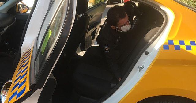 Taksiciler arasında yolcu alma kavgasında kan döküldü