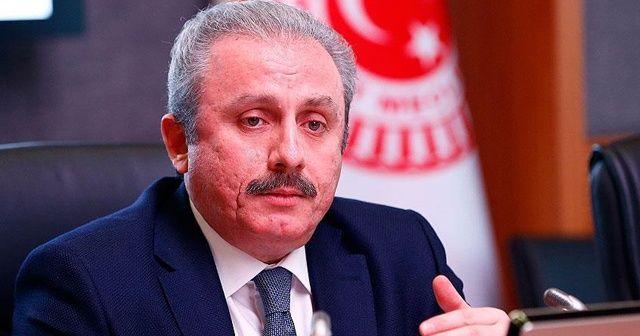 """TBMM Başkanı Mustafa Şentop'tan """"Dünya Çocuk Günü"""" mesajı"""