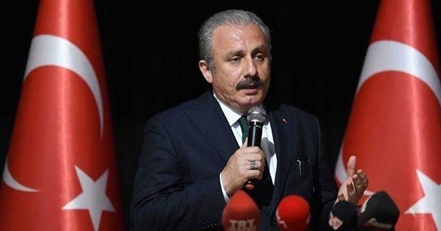 TBMM Başkanı Şentop'tan Ermenistan'ın sivillere yönelik saldırılarına tepki