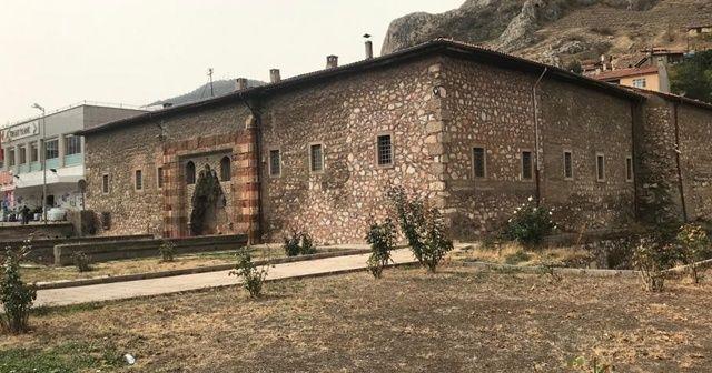 Tokat'ta, 3 büyük tarihi mekan restore edilecek