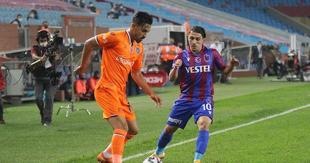 Trabzonspor 0 - Medipol Başakşehir 2 maç özeti golleri