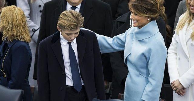 Trump'ın oğlu da Kovid-19'a yakalanmış